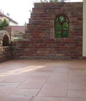 gartengestaltung mit steinmauern – rekem, Garten Ideen
